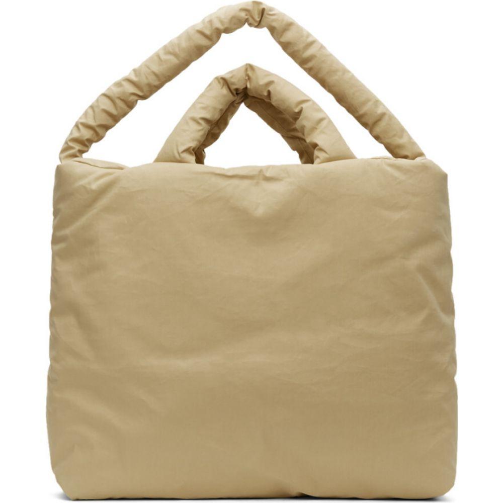 カッスル エディションズ Kassl Editions メンズ トートバッグ バッグ【beige large trench bag】Beige