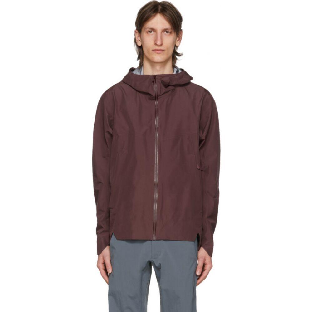 ヴェイランス Veilance メンズ ジャケット アウター【burgundy arris jacket】Rosewood