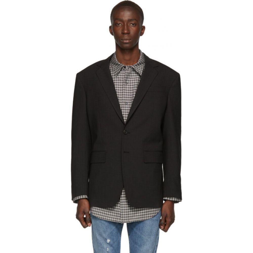ディースクエアード Dsquared2 メンズ スーツ・ジャケット アウター【grey wool 80s fit blazer】Steel grey