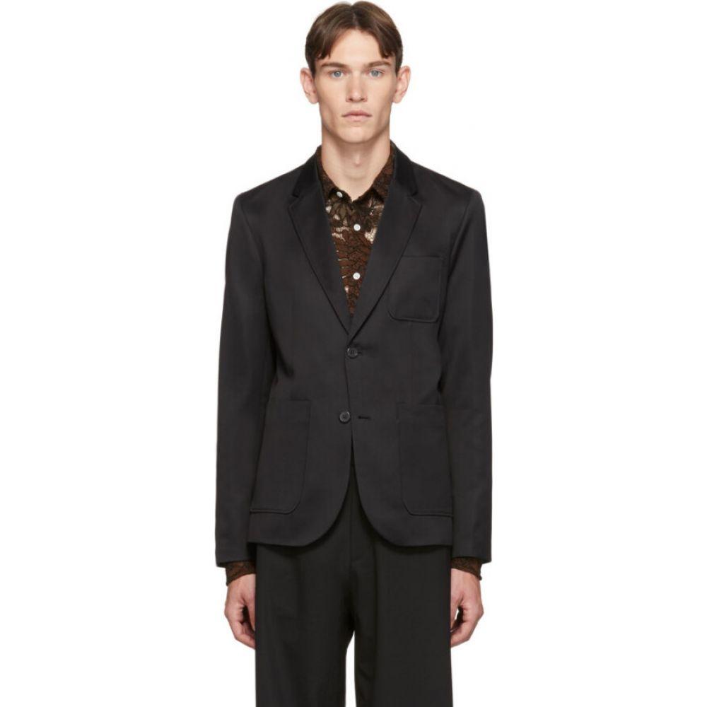 ホープ HOPE メンズ スーツ・ジャケット アウター【black atome blazer】Black