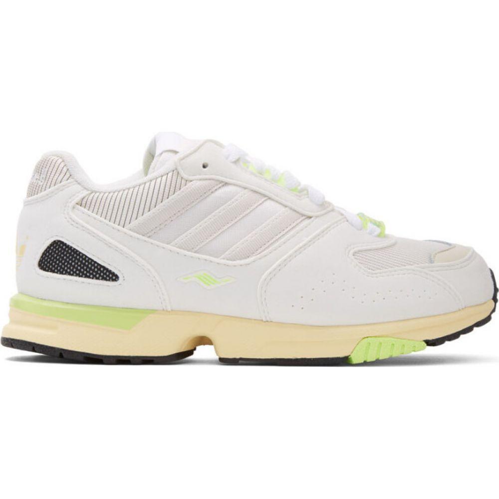 アディダス adidas Originals レディース スニーカー シューズ・靴【off-white zx 4000 sneakers】Off-white/Raw white/Core white