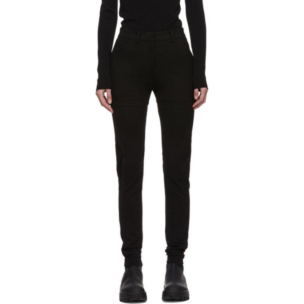 アリクス 1017 ALYX 9SM レディース ボトムス・パンツ 【black georgia trousers】Black