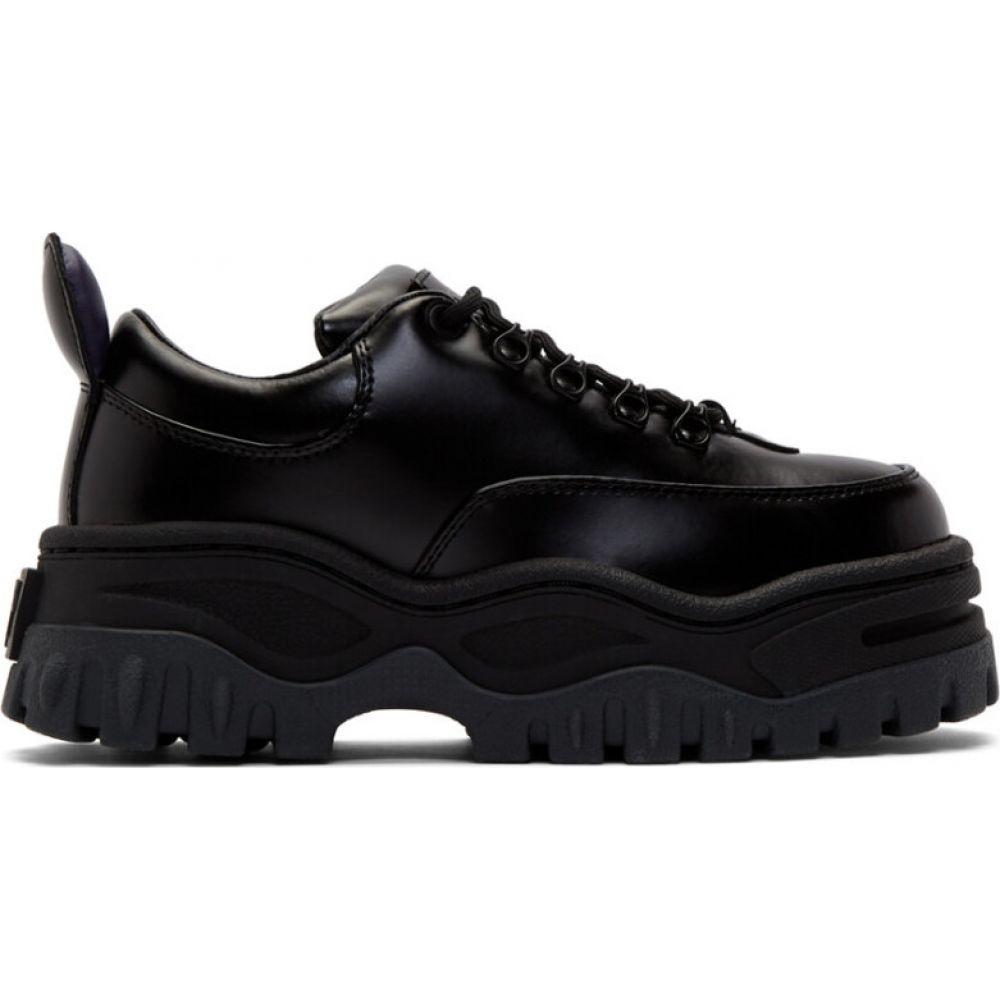 エイティーズ Eytys レディース スニーカー シューズ・靴【black angel sneakers】Black