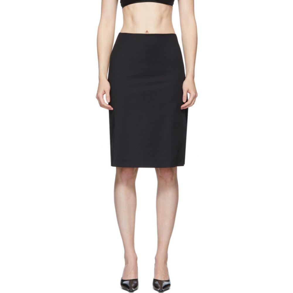 コぺルニ Coperni レディース ひざ丈スカート スカート【black cut-out skirt】Black
