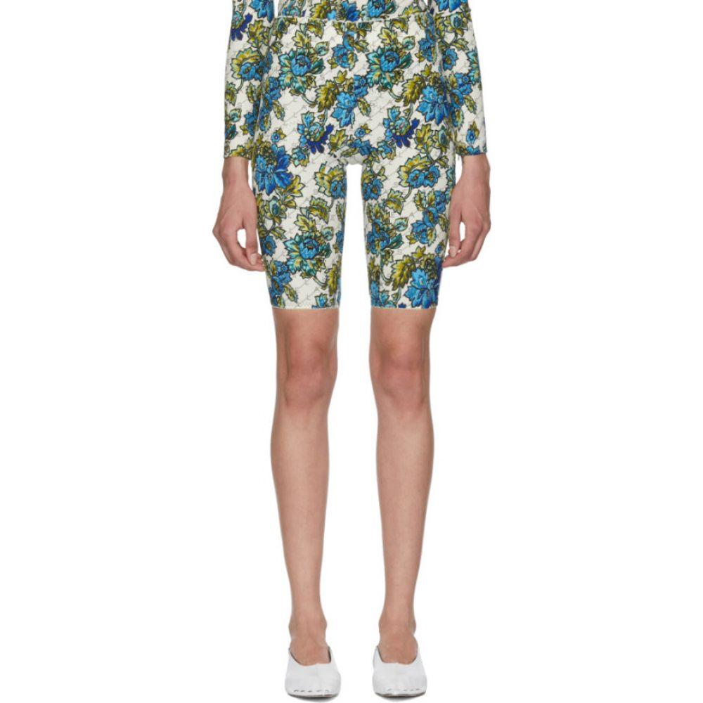 ステラ マッカートニー Stella McCartney レディース ショートパンツ ボトムス・パンツ【off-white floral shorts】Natural