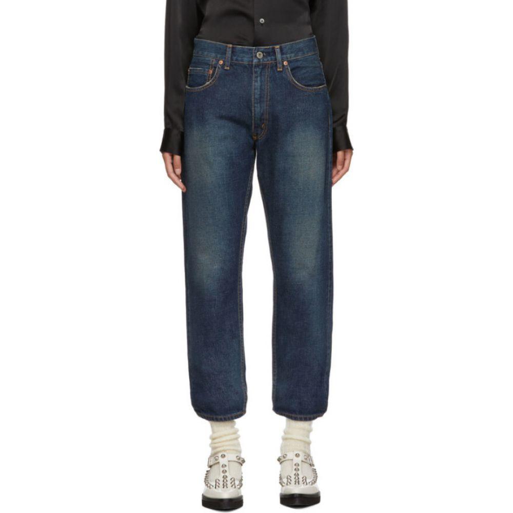 ジュンヤ ワタナベ Junya Watanabe レディース ジーンズ・デニム ボトムス・パンツ【indigo treated selvedge jeans】Indigo