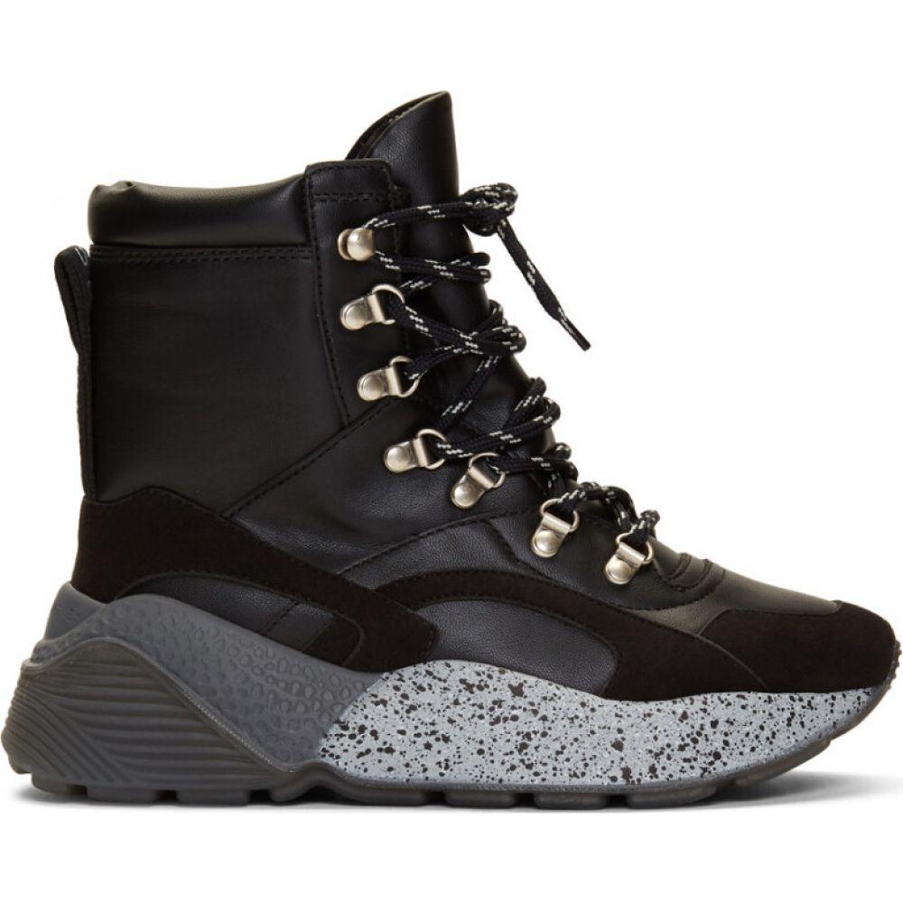 ステラ マッカートニー Stella McCartney レディース ブーツ シューズ・靴【black eclypse boots】Black