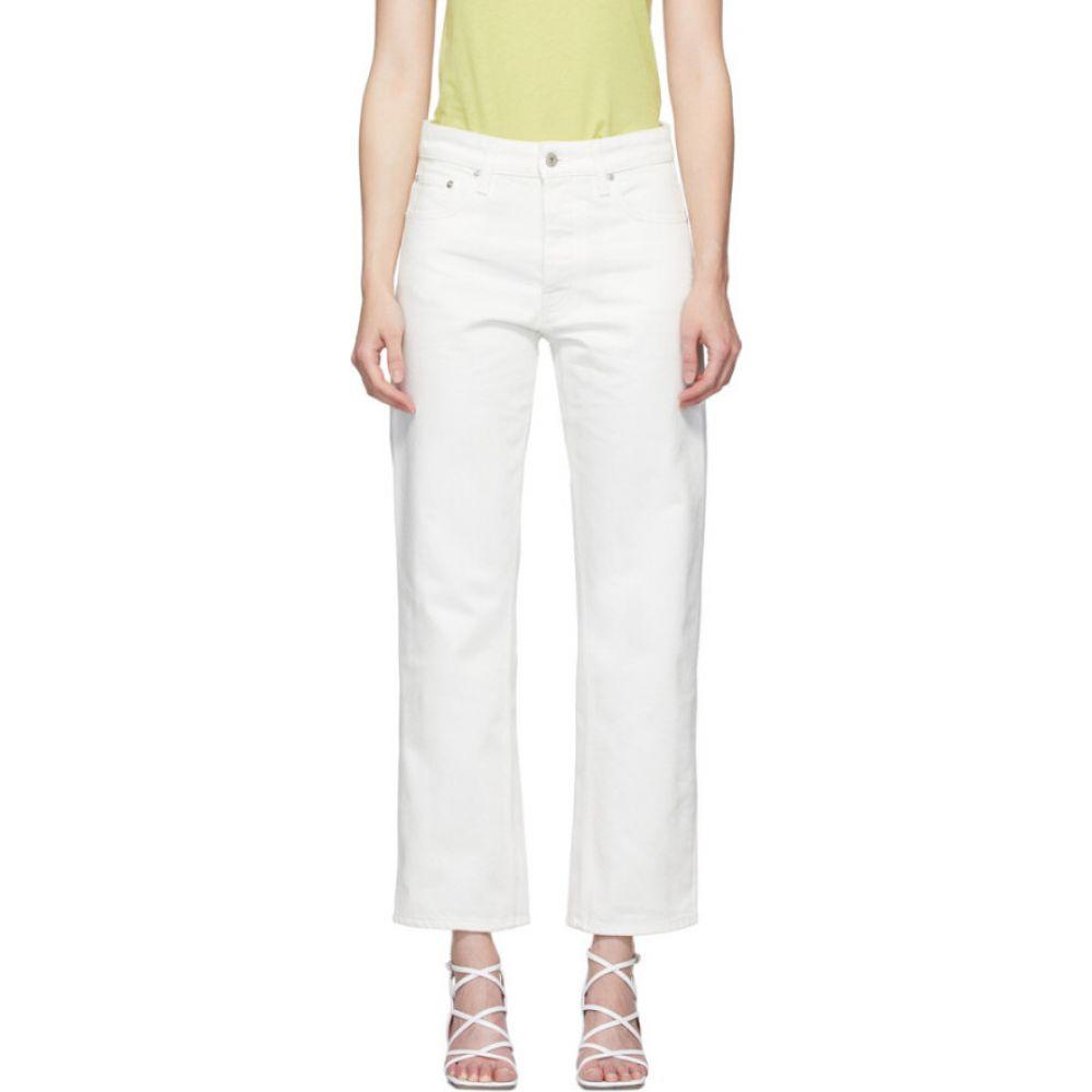 ナヌシュカ Nanushka レディース ジーンズ・デニム ボトムス・パンツ【white amarillo jeans】White