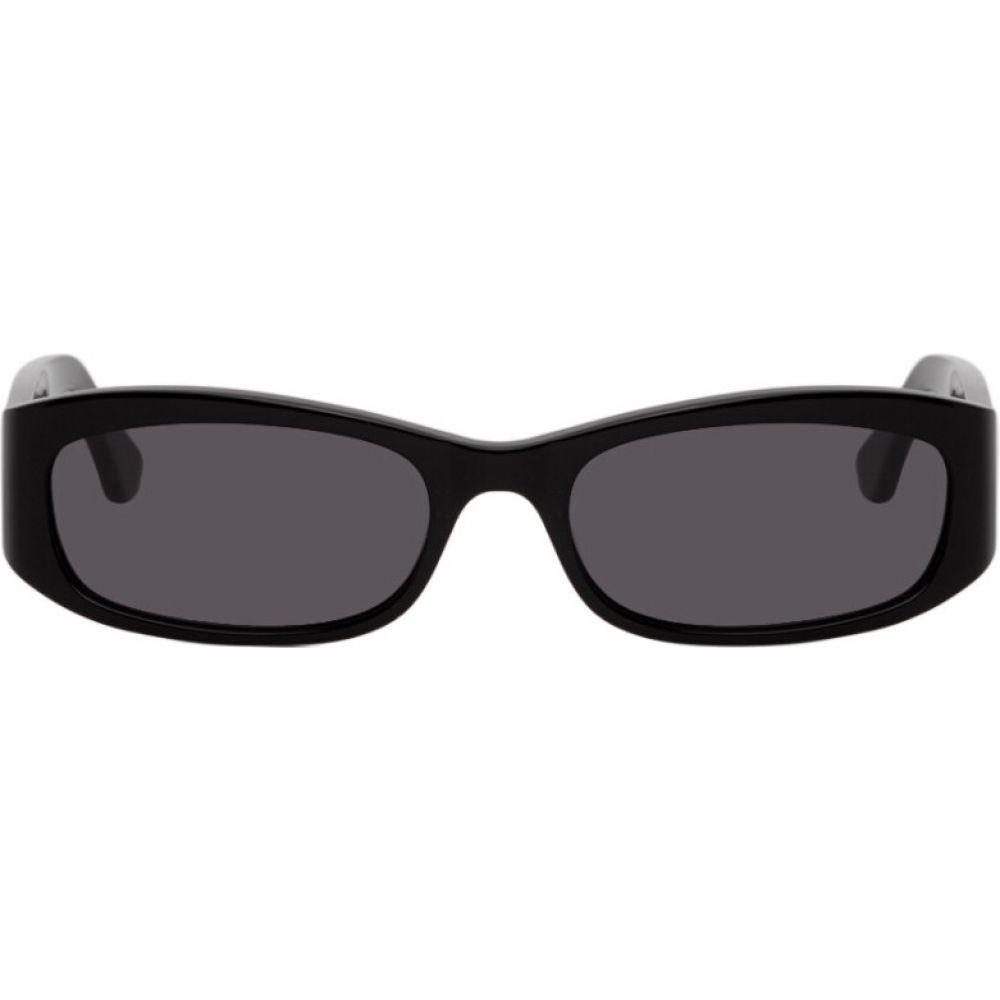 ポート タンジェ Port Tanger レディース メガネ・サングラス 【black leila sunglasses】Black