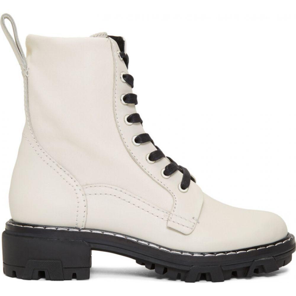 ラグ&ボーン rag & bone レディース ブーツ シューズ・靴【off-white shiloh boots】Antique white