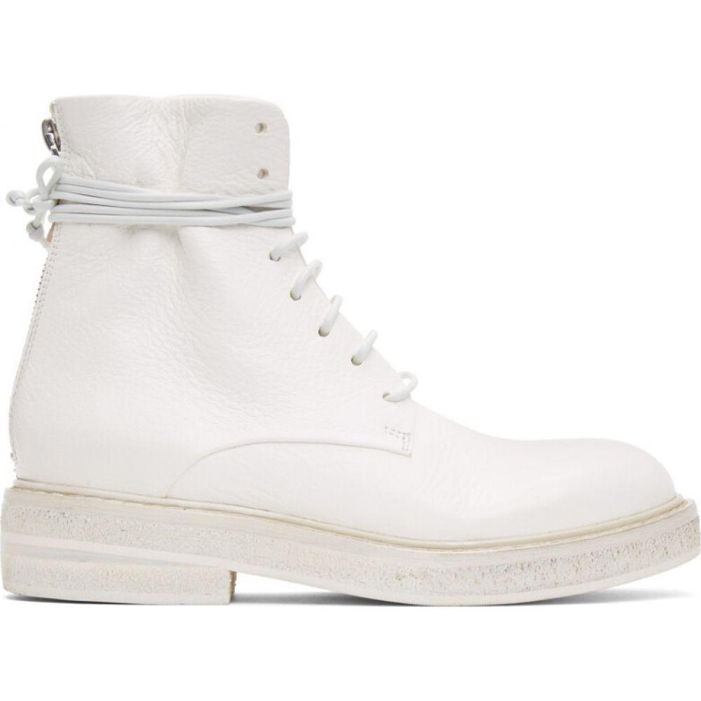 【コンビニ受取対応商品】 マルセル レディース Marsell レディース マルセル ブーツ シューズ・靴【White Parrucca Parrucca Boots】White, 焼うるめ ながの食品:a848b630 --- cpps.dyndns.info