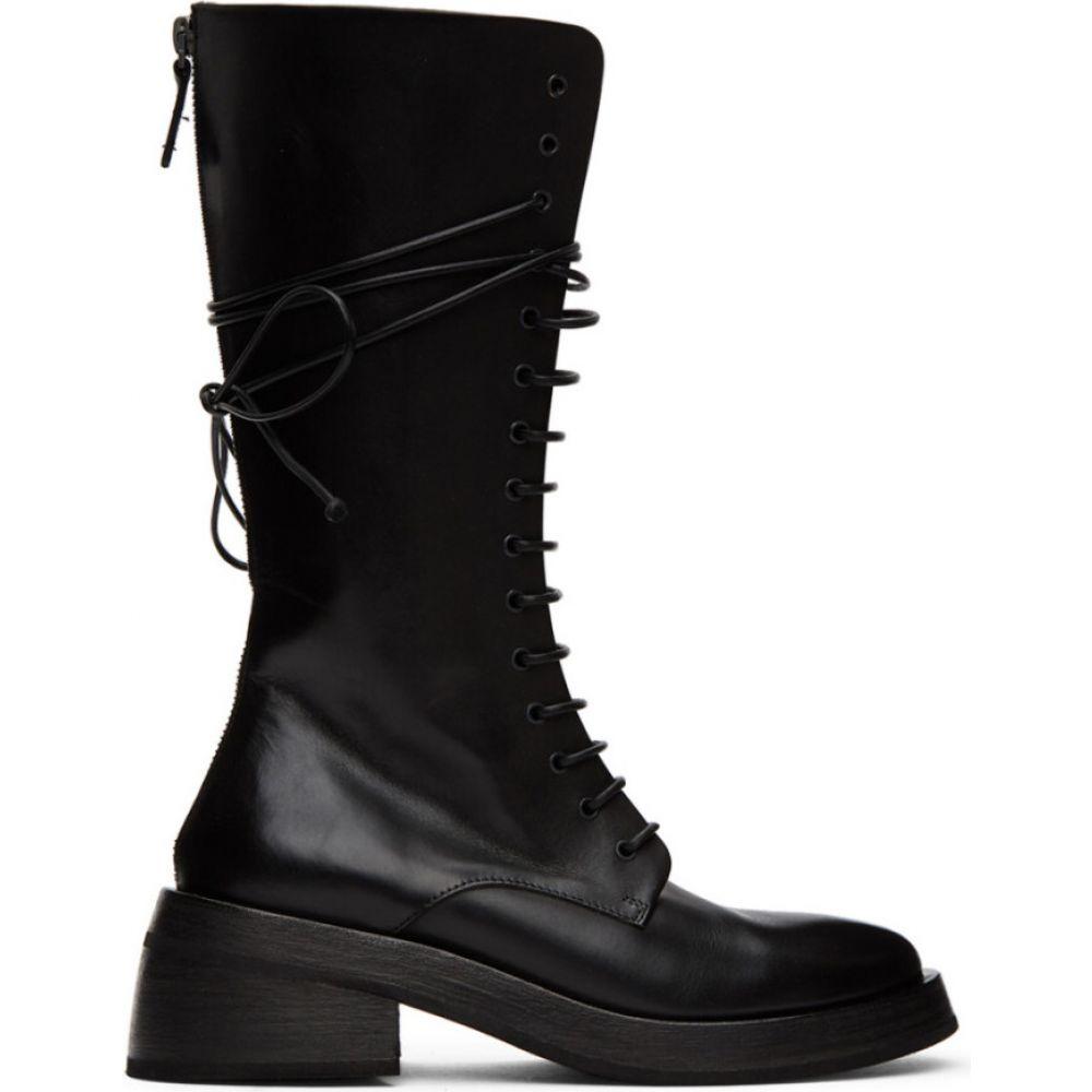 【25%OFF】 マルセル Fondello レディース Marsell レディース Boots】Black ブーツ シューズ・靴【Black Fondello Boots】Black, 和物屋:9448386c --- cpps.dyndns.info