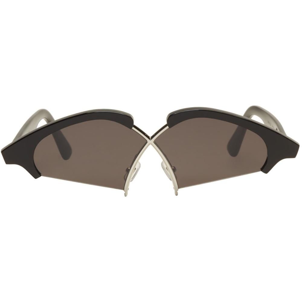 ジェントルモンスター レディース メガネ・サングラス【Black Hood By Air Edition Nunty Sunglasses】