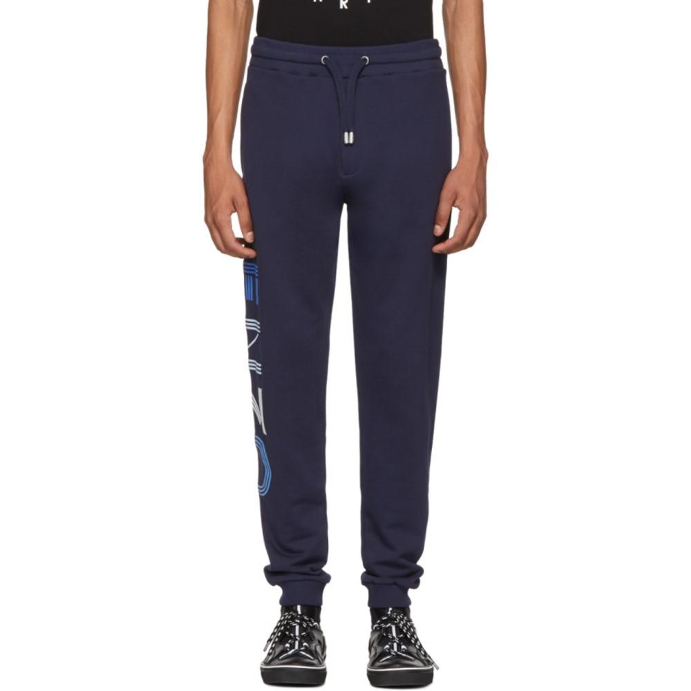 ケンゾー メンズ ボトムス・パンツ スウェット・ジャージ【Navy Sport Jog Lounge Pants】