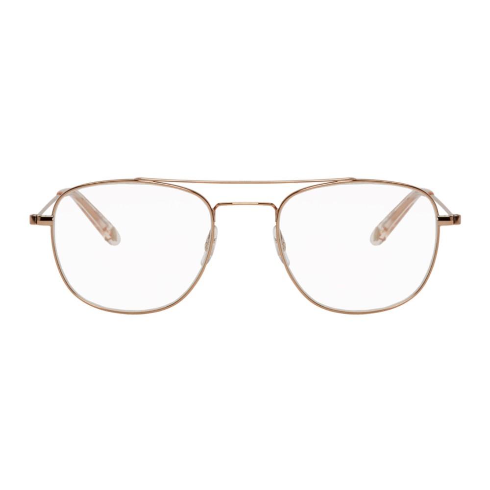 ギャレットライト メンズ メガネ・サングラス【Rose Gold Club House Glasses】