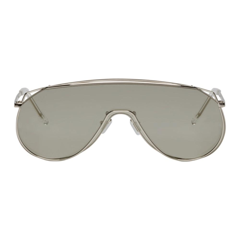 ジェントルモンスター メンズ メガネ・サングラス【Silver Afix Sunglasses】