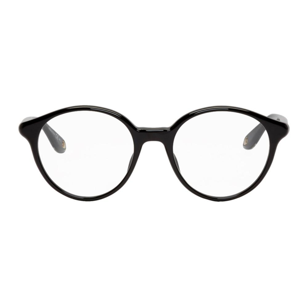 ジバンシー メンズ メガネ・サングラス【Black GV 0075 Glasses】