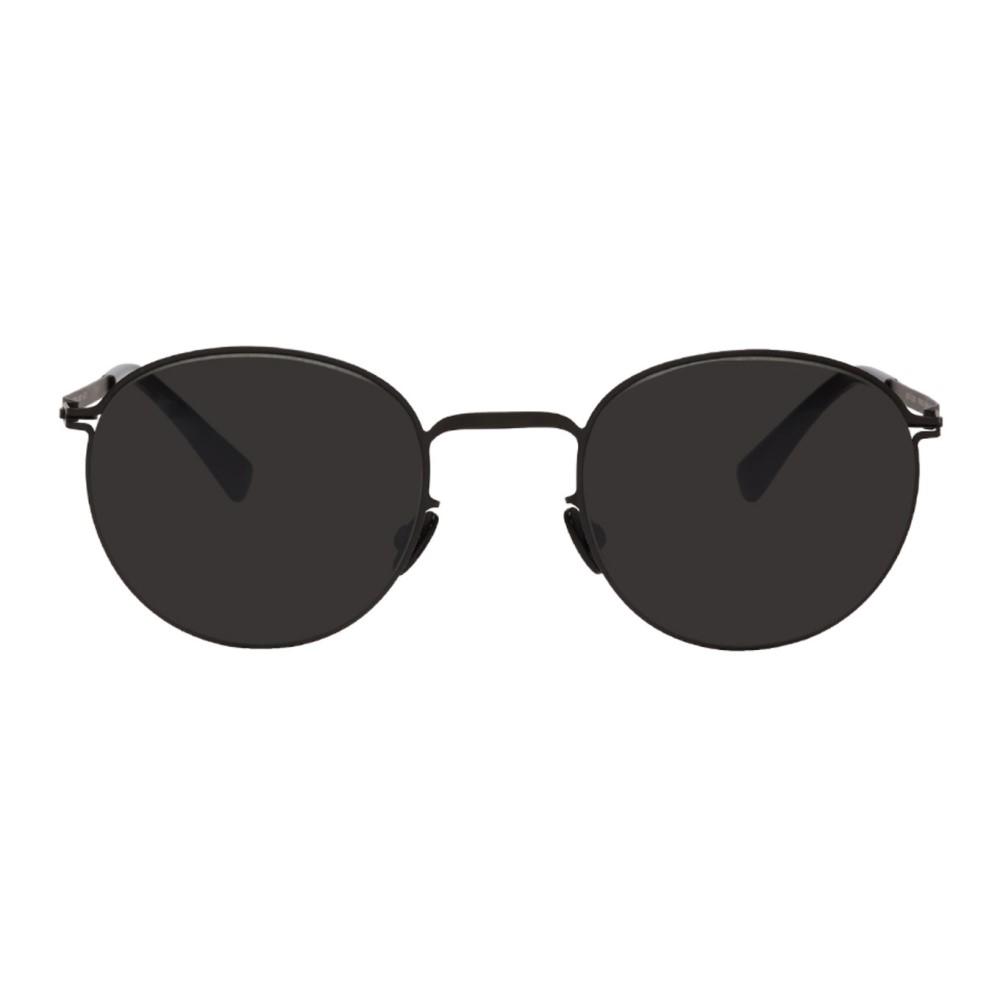 Lite Jonte Sunglasses】 Round マイキータ メガネ・サングラス【Black レディース