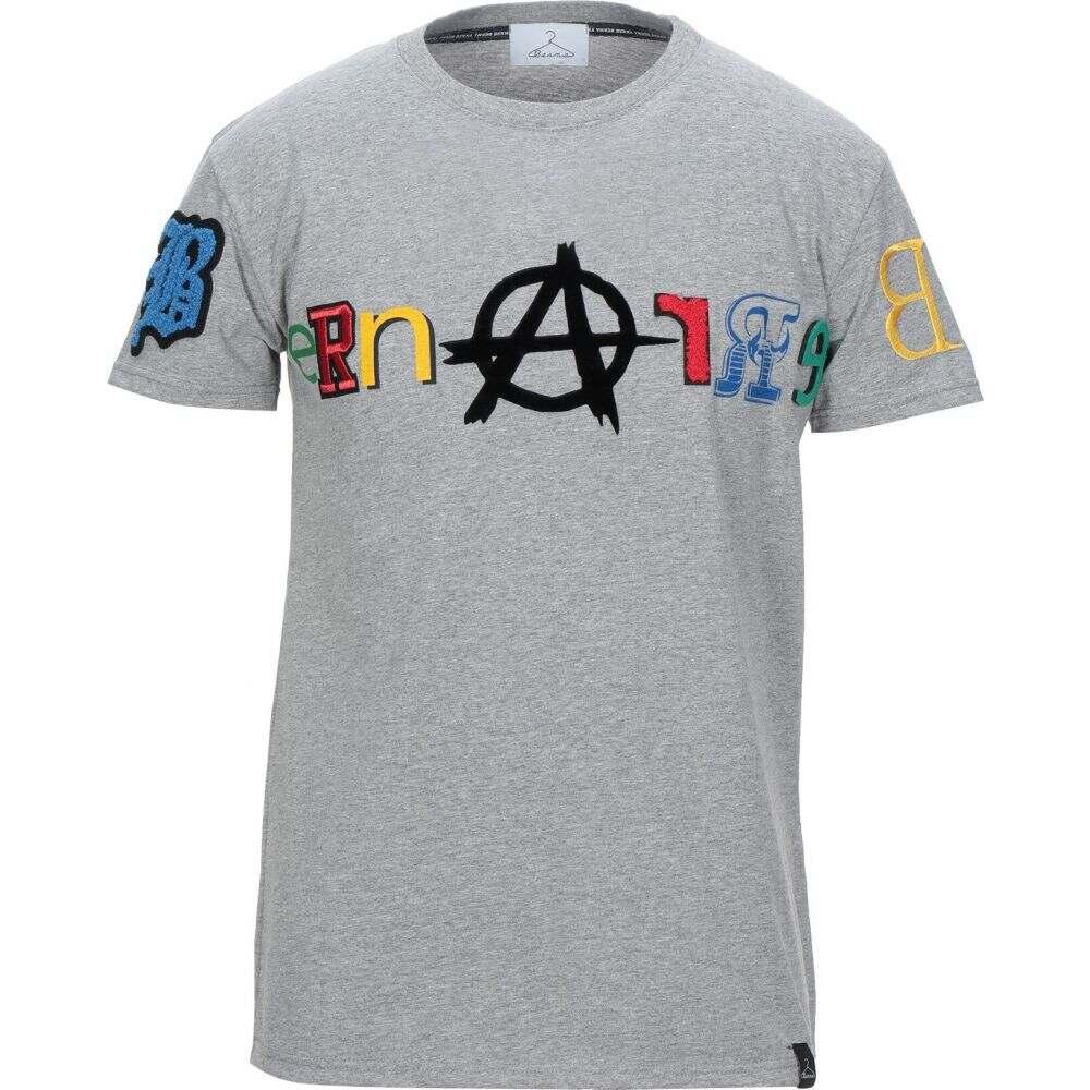 ベルナ BERNA メンズ Tシャツ トップス【t-shirt】Grey