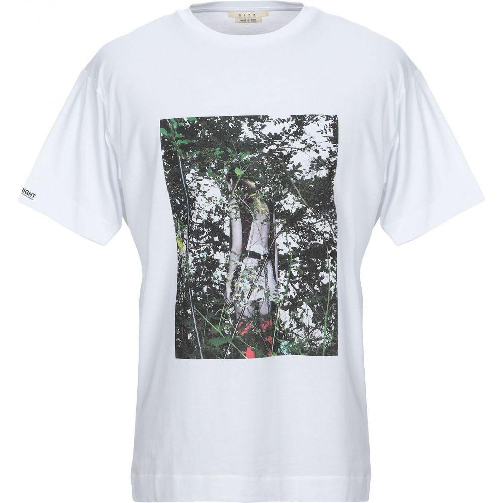アリクス 1017 ALYX 9SM メンズ Tシャツ トップス【t-shirt】White