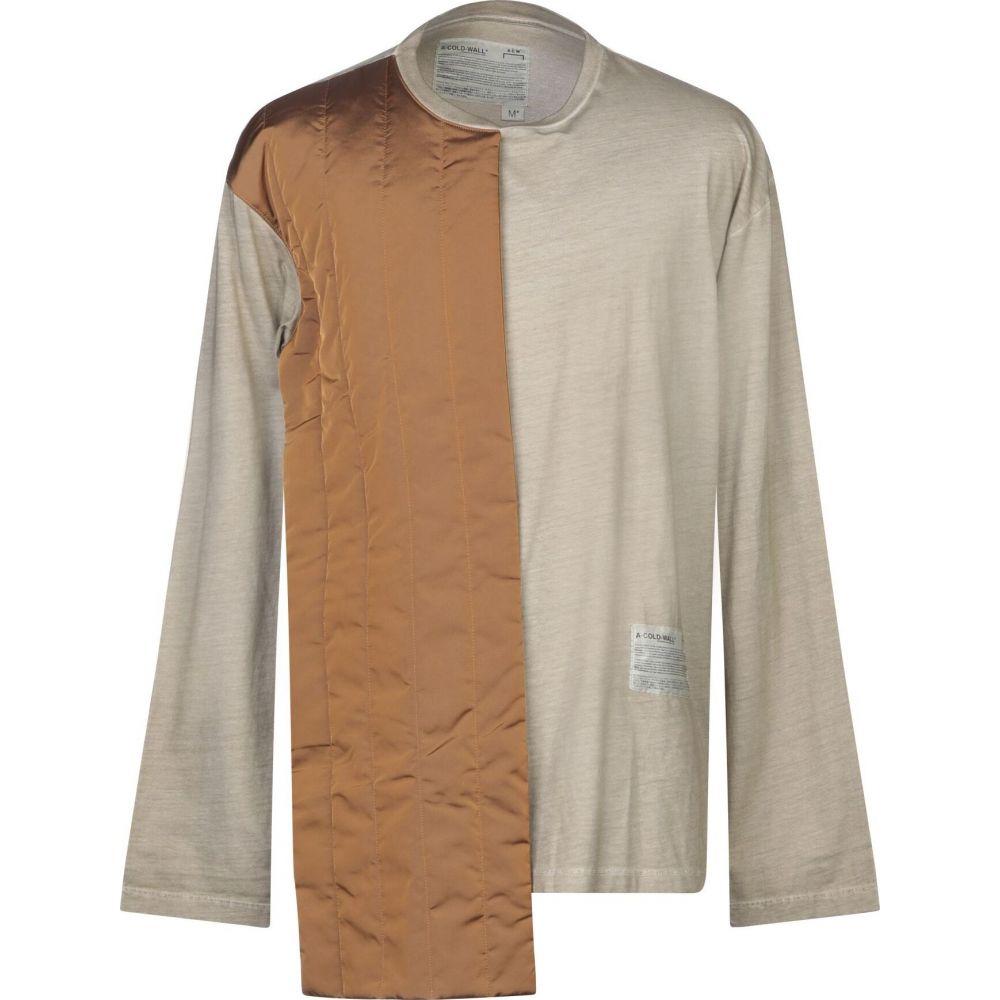 アコールドウォール A-COLD-WALL* メンズ Tシャツ トップス【t-shirt】Camel