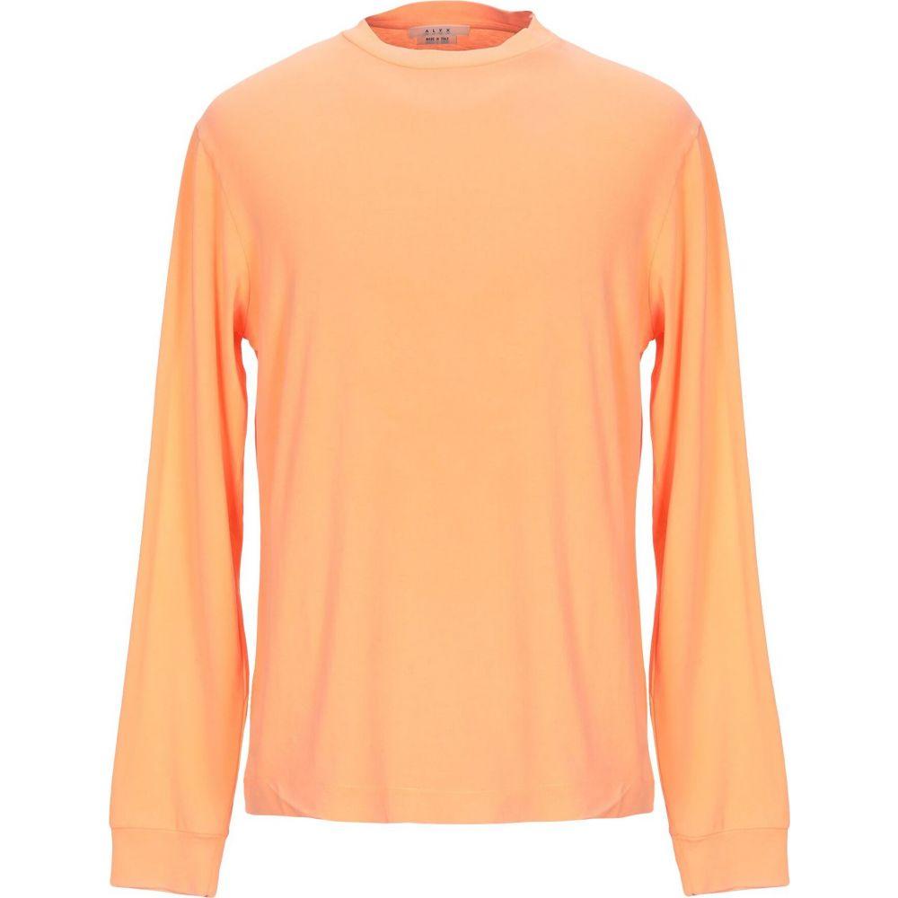 アリクス 1017 ALYX 9SM メンズ Tシャツ トップス【t-shirt】Orange