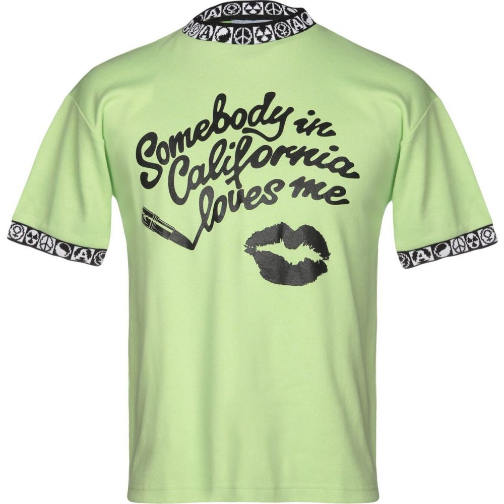 アリクス 1017 ALYX 9SM メンズ Tシャツ トップス【t-shirt】Acid green