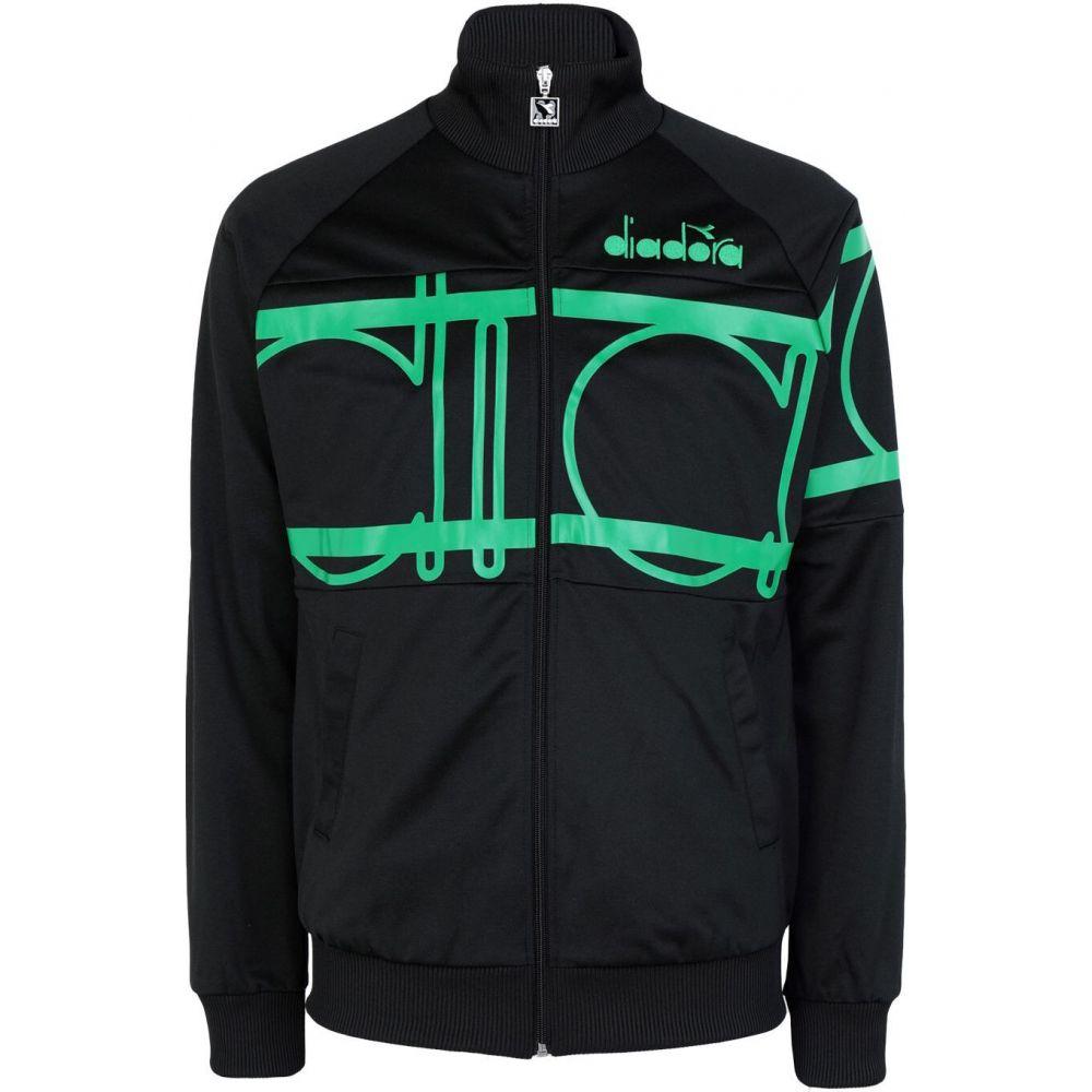 ディアドラ DIADORA メンズ ジャケット アウター【jacket 80s bold】Green