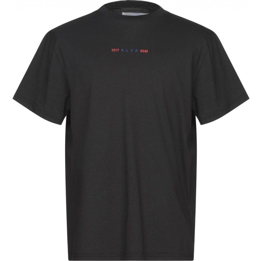 アリクス 1017 ALYX 9SM メンズ Tシャツ トップス【t-shirt】Black