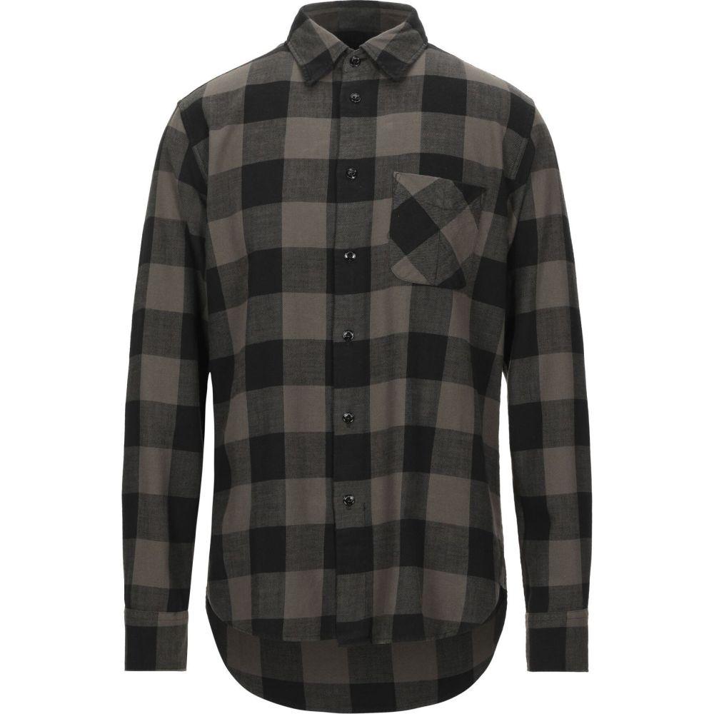 ラグ&ボーン RAG & BONE メンズ シャツ トップス【checked shirt】Grey