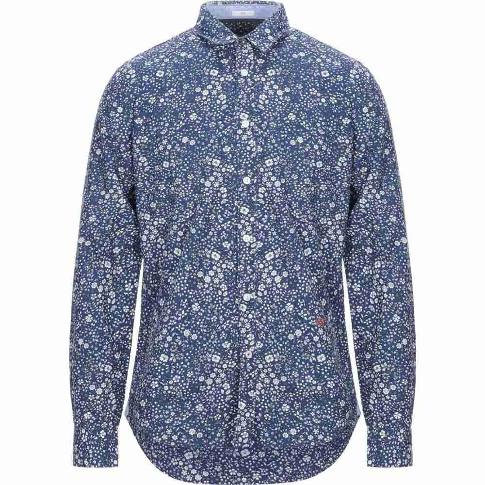 ペペジーンズ PEPE JEANS メンズ シャツ トップス【patterned shirt】Blue