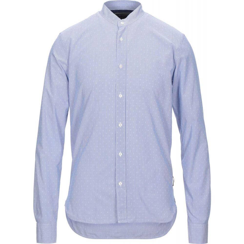 スコッチ&ソーダ SCOTCH & SODA メンズ シャツ トップス【striped shirt】Azure
