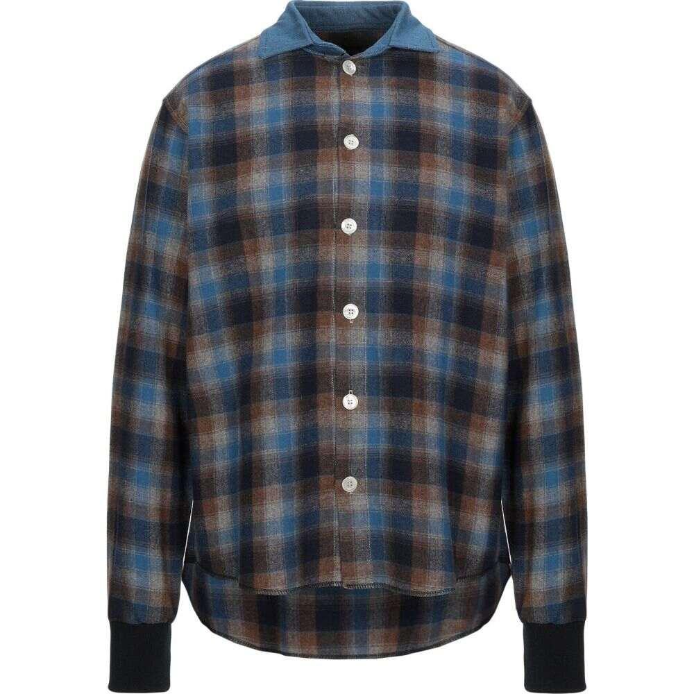 ラルフ ローレン POLO RALPH LAUREN メンズ シャツ トップス【checked shirt】Blue