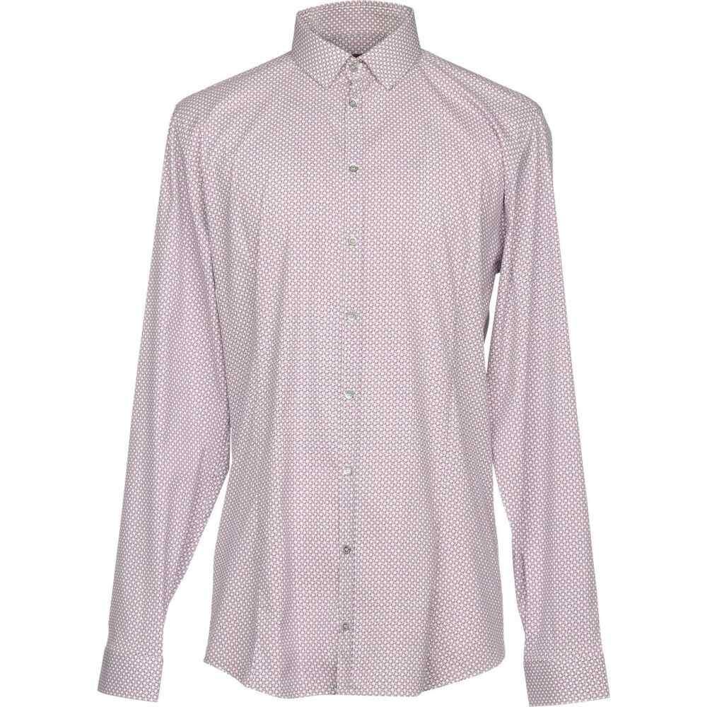 パトリツィア ペペ PATRIZIA PEPE メンズ シャツ トップス【patterned shirt】Maroon