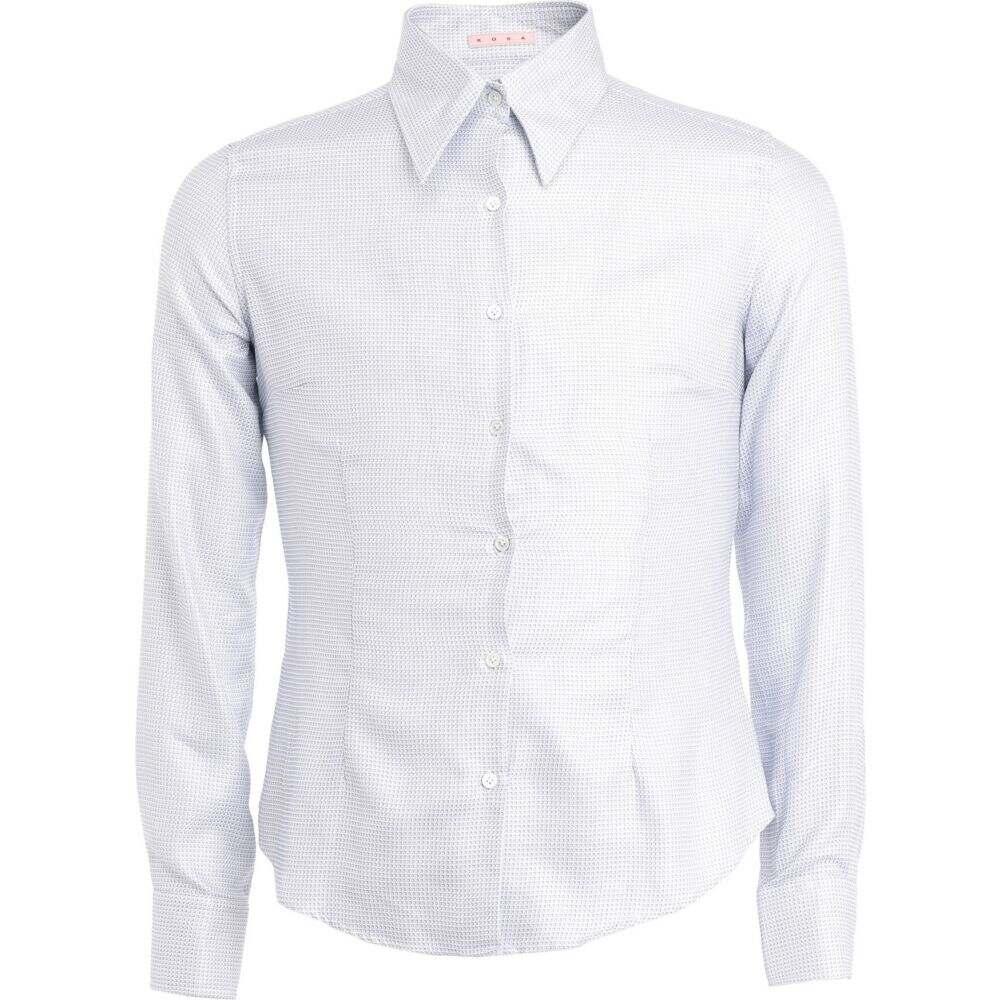 ロダ RODA メンズ シャツ トップス【checked shirt】Sky blue