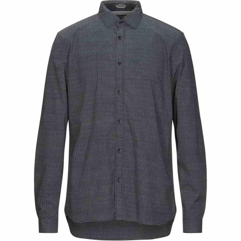 ペトロール インダストリーズ PETROL INDUSTRIES Co. メンズ シャツ トップス【patterned shirt】Dark blue