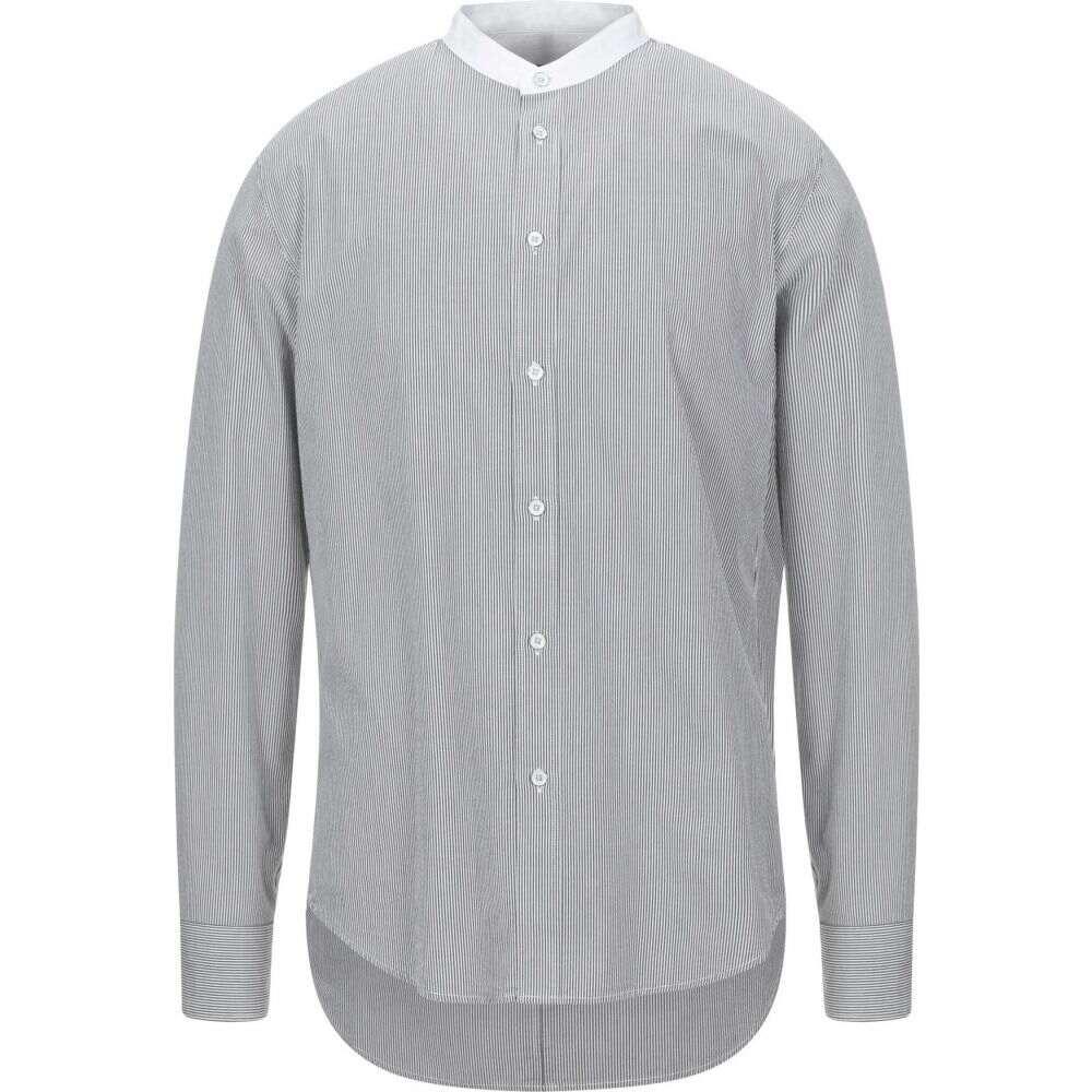 ラグ&ボーン RAG & BONE メンズ シャツ トップス【striped shirt】Black