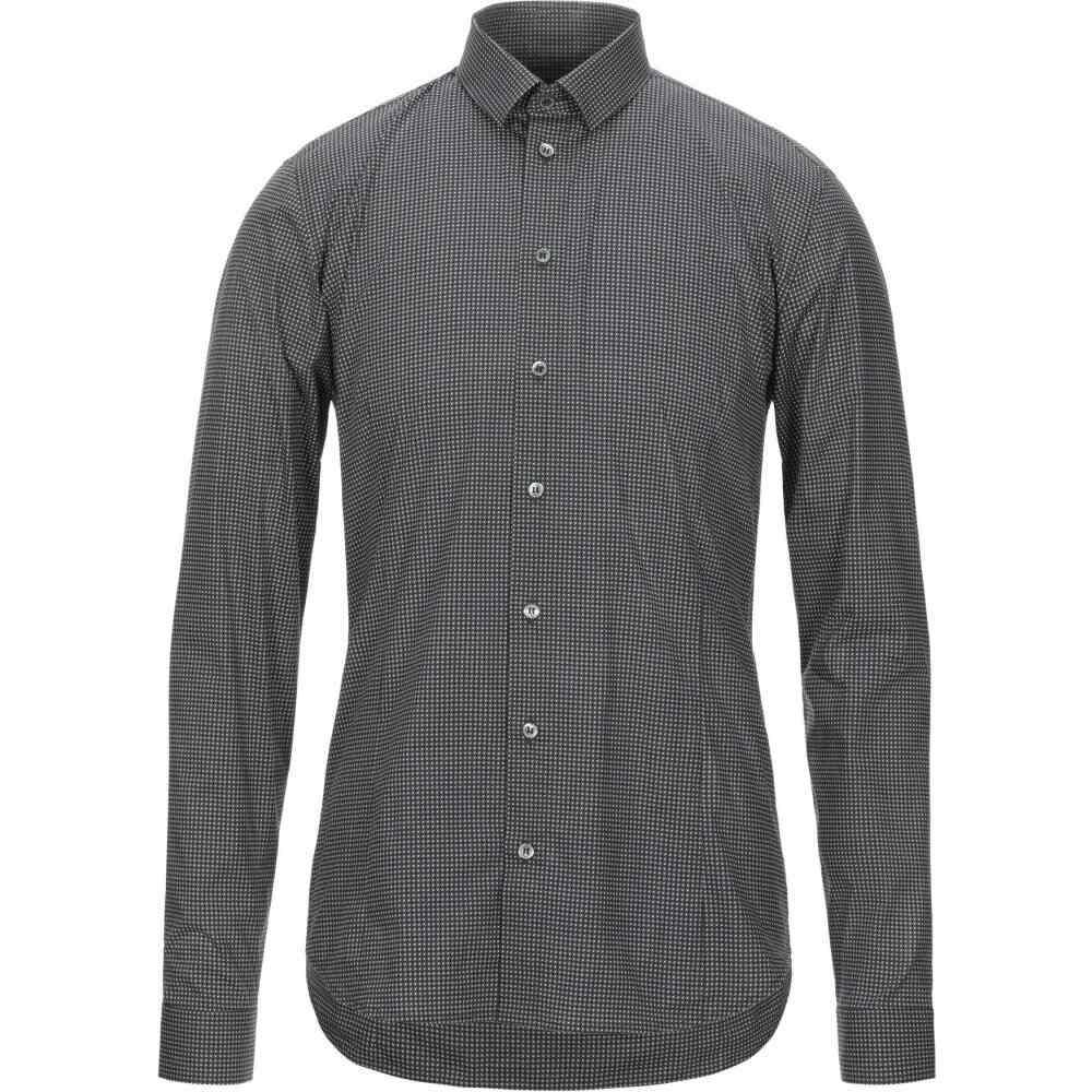 パトリツィア ペペ PATRIZIA PEPE メンズ シャツ トップス【patterned shirt】Black