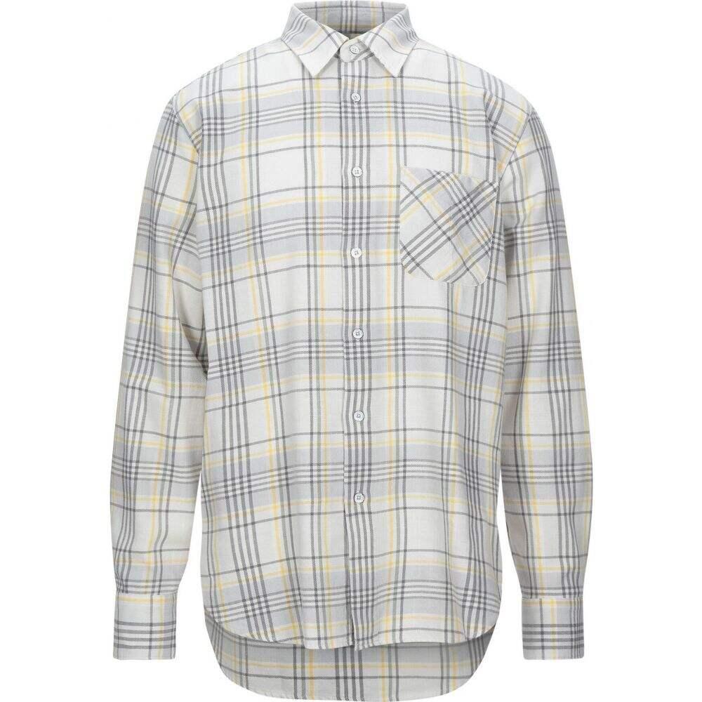 ラグ&ボーン RAG & BONE メンズ シャツ トップス【checked shirt】Light grey