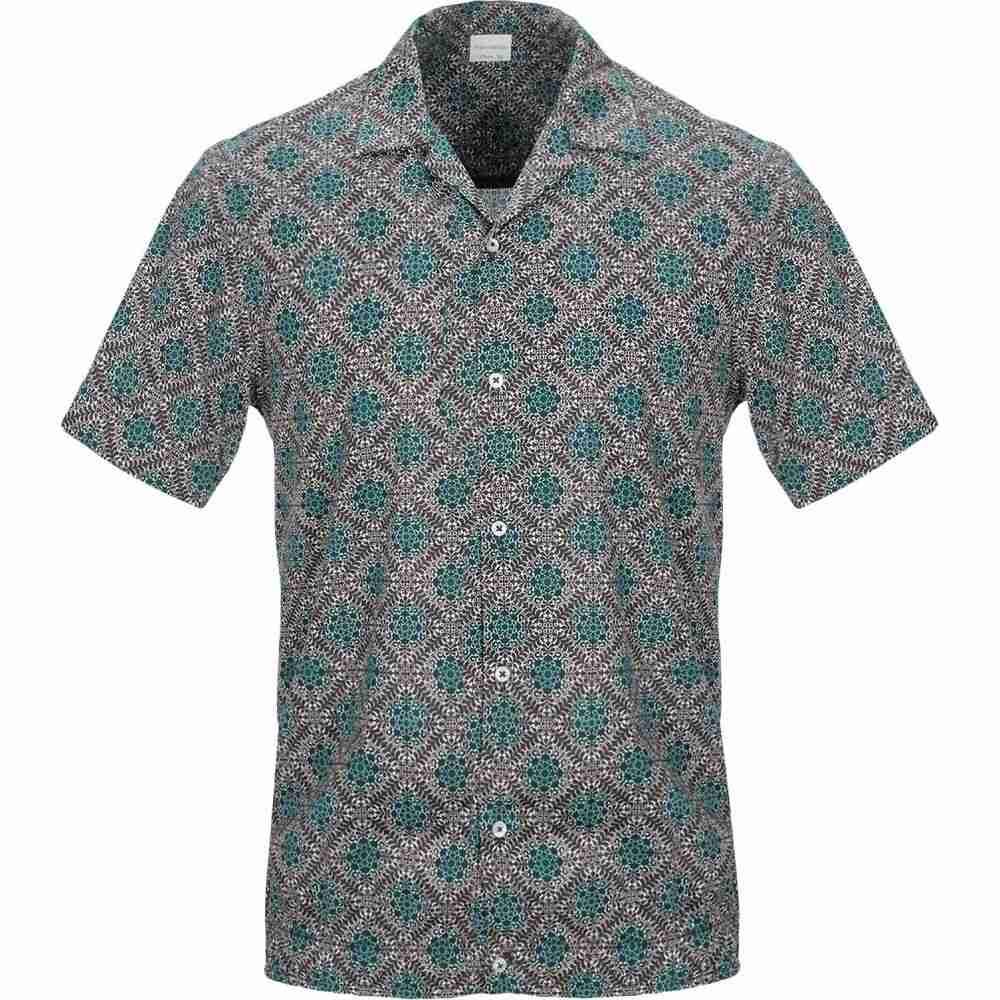 プリモエンポリオ PRIMO EMPORIO メンズ シャツ トップス【patterned shirt】Brown