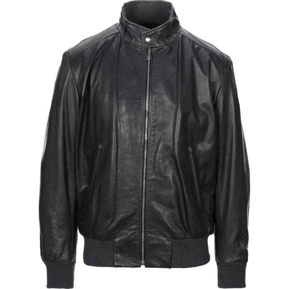 ヨーン YOON メンズ ジャケット ライダース アウター【biker jacket】Black