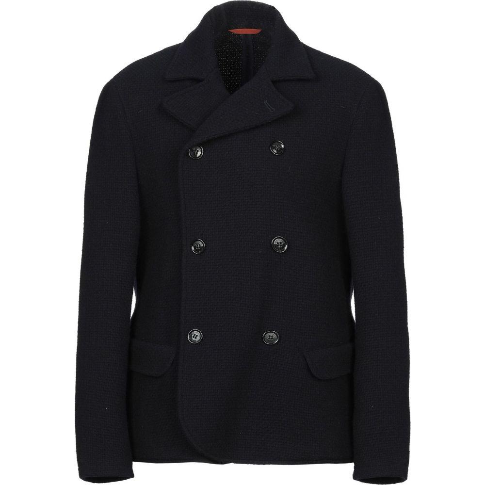モンテドーロ MONTEDORO メンズ コート アウター【coat】Dark blue