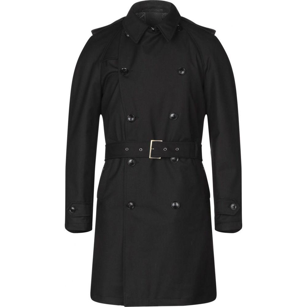 アレッサンドロ デラクア ALESSANDRO DELL'ACQUA メンズ コート アウター【coat】Black