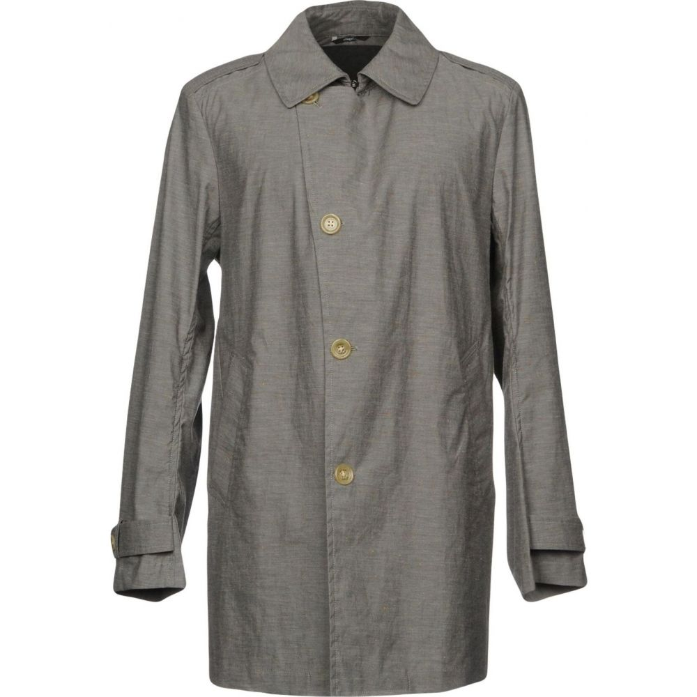 アレグリ ALLEGRI メンズ コート アウター【full-length jacket】Grey
