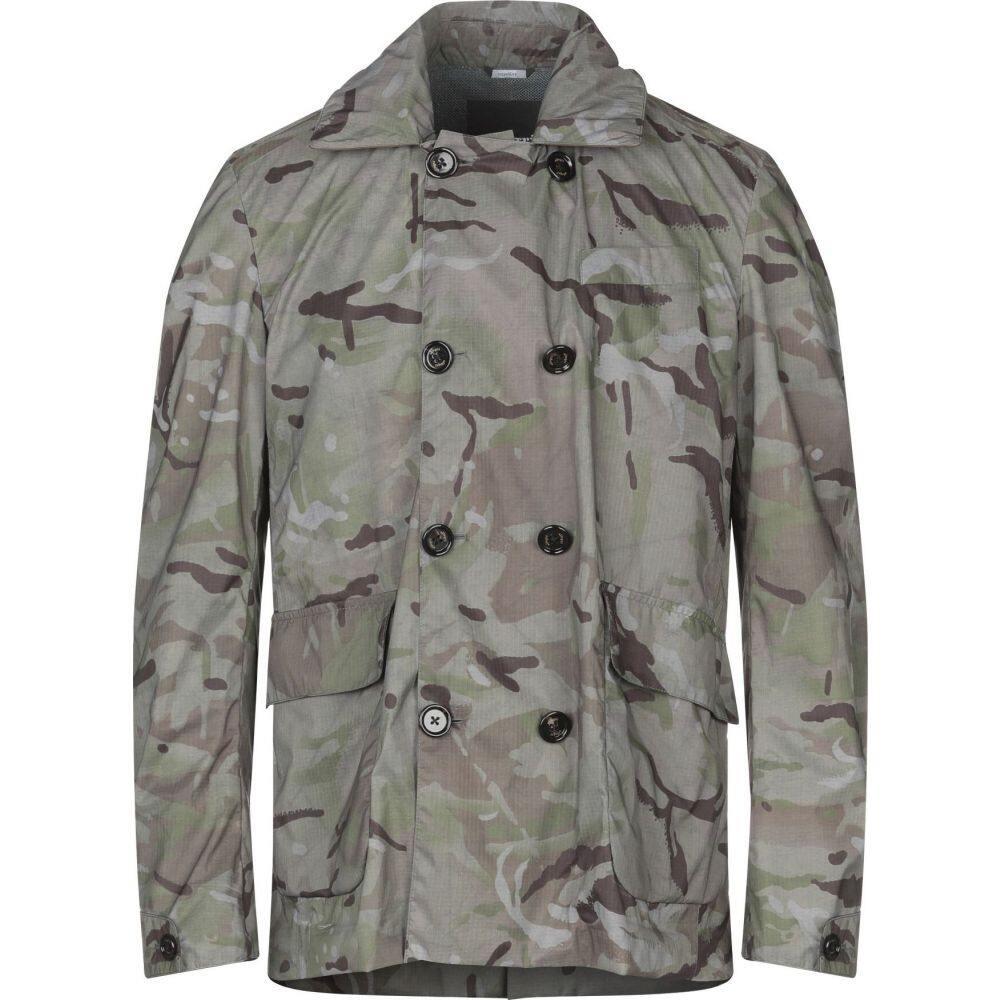 アレグリ ALLEGRI メンズ コート アウター【full-length jacket】Military green
