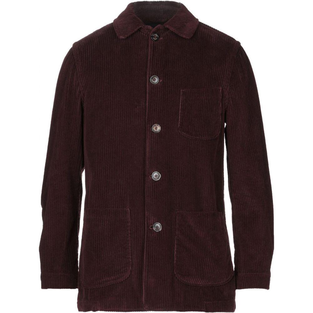 ラルディーニ LARDINI メンズ スーツ・ジャケット アウター【blazer】Cocoa