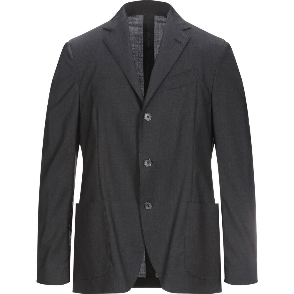 ラルディーニ LARDINI メンズ スーツ・ジャケット アウター【blazer】Steel grey