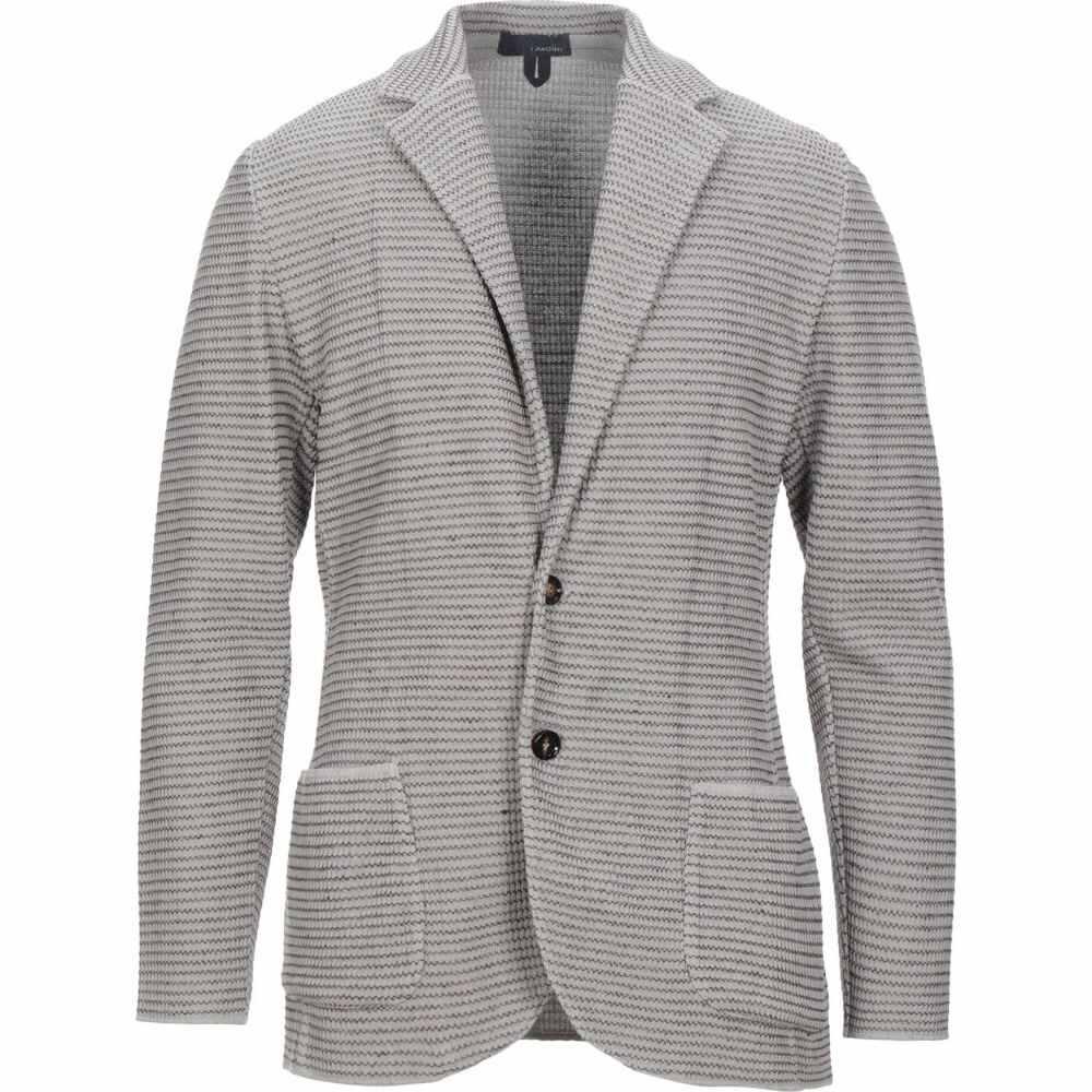 ラルディーニ LARDINI メンズ スーツ・ジャケット アウター【blazer】Dove grey