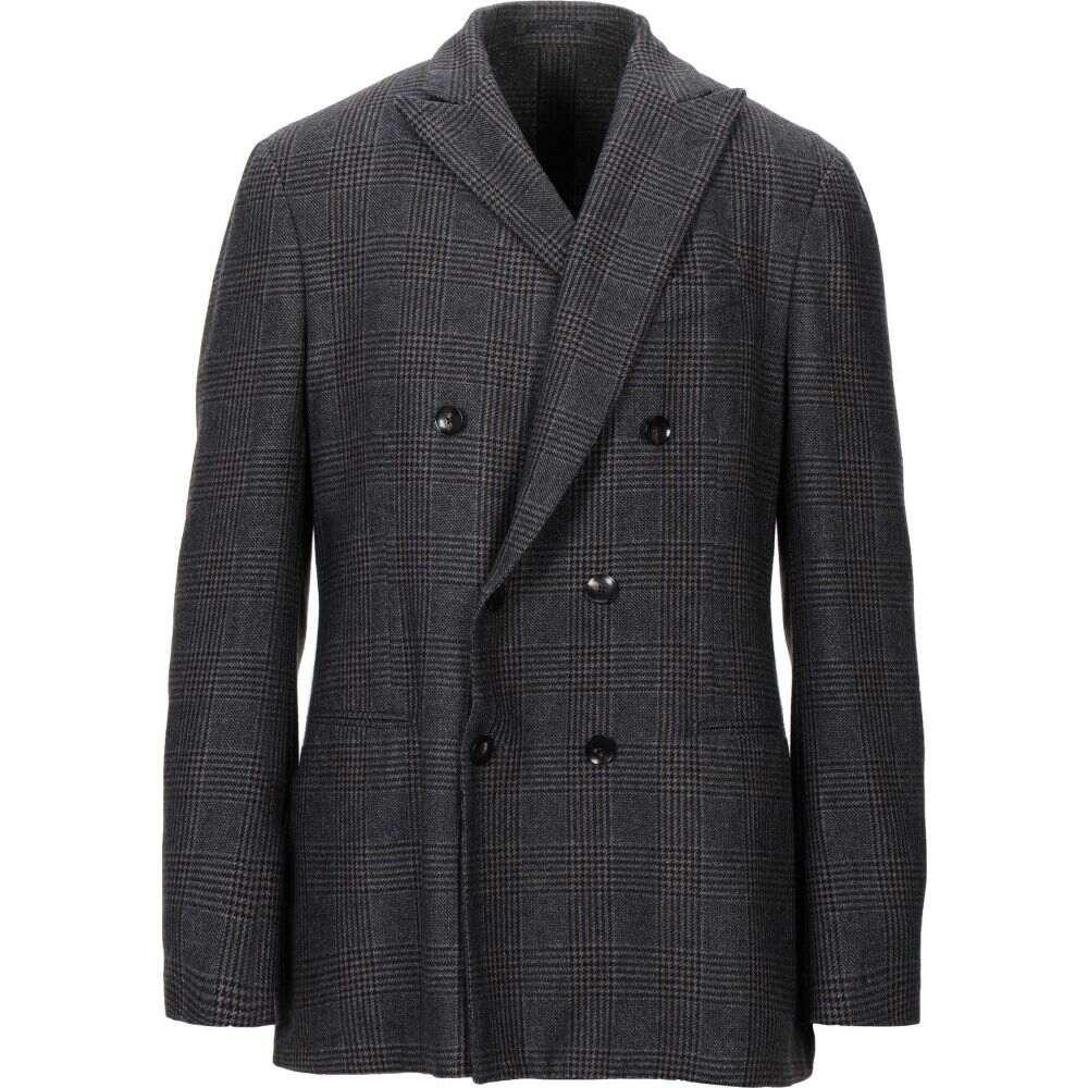 ラルディーニ LARDINI メンズ スーツ・ジャケット アウター【blazer】Grey
