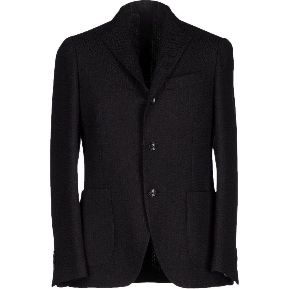 ラルディーニ LARDINI メンズ スーツ・ジャケット アウター【blazer】Dark blue